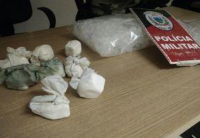 Músico preso por tráfico diz que drogas eram do filho de 14 anos