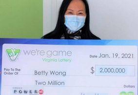 Americana erra ao fazer jogo e fatura R$ 10,8 milhões na loteria