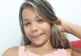 Criança foi morta aos 11 anos, em João Pessoa.
