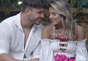 Acabou o amor? Hariany termina namoro com Lucas por mensagem