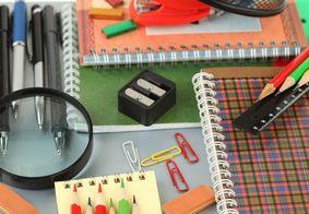 Cinco dicas para economizar na hora de comprar material escolar