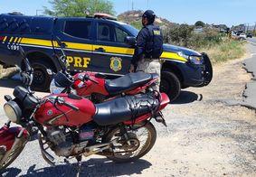 215 veículos roubados na Paraíba são recuperados pela PRF