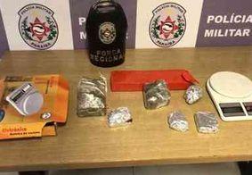 Polícia localiza drogas enterradas em mata de João Pessoa
