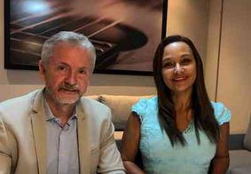 Liara Nogueira assina contrato com a Nova Brasil FM Maceió
