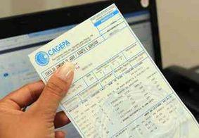 Cagepa inicia campanha de negociação de débitos com até 100% de desconto