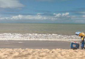 Praia de Manaíra, em João Pessoa.