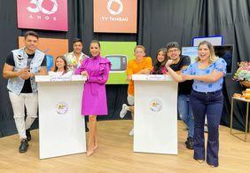 McDia Feliz: TV Tambaú reúne artistas em programa especial; veja as imagens