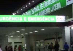 Galão de gasolina explode em jovem que tentou acender cigarro enquanto abastecia, na PB