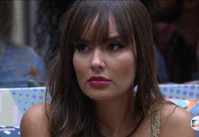 BBB 21 | Thaís é eliminada do reality com 82,29% dos votos