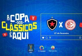 Botafogo-PB x 4 de Julho