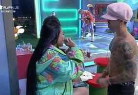 "Jakelyne acusa Biel de estar usando Tays em 'A Fazenda': ""Prefere a Mirella"""