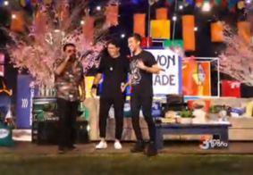 Ao vivo: Luan Estilizado, Vicente Nery, Edson Lima cantam seus maiores sucessos em live