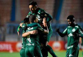 Com golaço de Gabriel Menino, Palmeiras vence Bolívar e mantém 100% na Libertadores