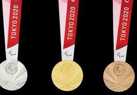 Veja os paraibanos que conquistaram medalhas nas Paralimpíadas de Tóquio