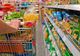 João Pessoa e outras 12 capitais apresentam queda no preço da cesta básica; veja
