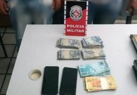 Homens são presos suspeitos de estelionato no Sertão paraibano