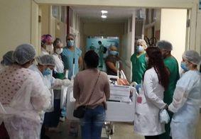 Hospital de Campina Grande faz primeira doação de coração para transplante