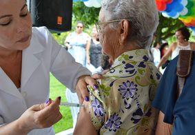 Campanha de vacinação contra a gripe é retomada nesta segunda-feira (30) em João Pessoa
