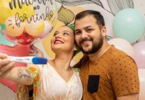 "Finalista do Bake Off Brasil 2020 anuncia gravidez: ""Tem Macaron no Forninho"""