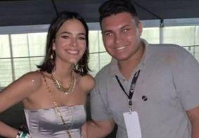 Bruna Marquezine explica polêmica sobre fã que tentou abraçá-la no 'Rock In Rio'