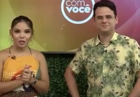 Humorista Lucas Veloso participa do Com Você; confira