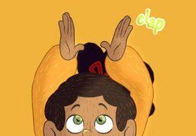 Brasileiro cria primeiro desenho animado em libras no YouTube
