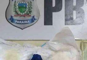 Duas mulheres são flagradas tentando entrar no PB1 com material ilegal