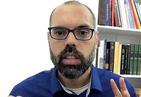 Allan dos Santos é denunciado pelo MPF por ameaça a ministro do STF