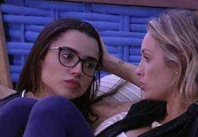 """Paula e Jéssica criticam Jaqueline, eliminada do """"BBB 18"""""""