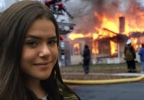 Maisa comemora aniversário de 18 anos com 'palavrões' e gera memes no Twitter; veja