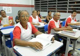 Iniciado período de matrículas para a EJA na rede municipal de João Pessoa