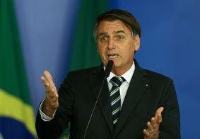 Bolsonaro cumprimenta Maia por aprovação de texto da Previdência