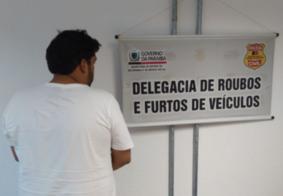 João Pessoa: homem preso no dia do aniversário em 2019 é detido pelo mesmo crime em 2021