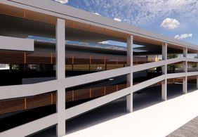 JP pode ganhar edifício-garagem com 400 vagas no Mercado Central