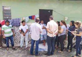 Órgãos discutem criação de comitê para integrar redes de atenção a refugiados venezuelanos na PB