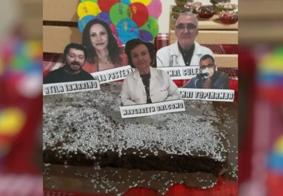 Aniversário de 1 ano com tema de médicos e cientistas viraliza na internet