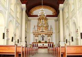 Saiba a programação das missas para o Domingo de Páscoa (21) em João Pessoa