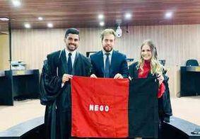 Estudantes da UFPB vencem competição nacional de Direito Eleitoral