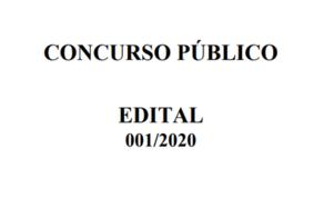 Prefeitura paraibana lança edital de concurso com 34 vagas e salários de até R$ 8 mil