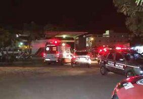 Homem é agredido por grupo de torcedores perto de estádio em João Pessoa