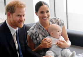 Saiba o motivo de Archie, filho de Meghan e Harry, não ser um príncipe