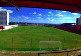 Estádio Renatão, em Campina Grande