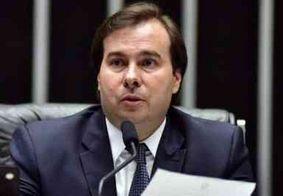 Apoio do PC do B a Rodrigo Maia para presidência da Câmara gera revolta nas redes sociais