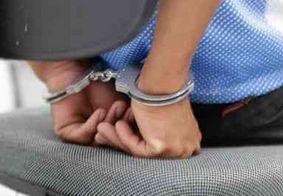 Polícia Civil prende homem suspeito de tentativa de estupro no interior da PB
