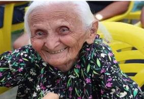 Idosa de 106 anos é estrangulada e morta dentro de casa; R$ 30 são roubados