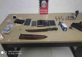 Após perseguição, dupla é presa suspeita de assaltar posto de combustíveis em João Pessoa
