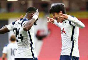 De virada, Tottenham goleia por 6 a 1 o Manchester United