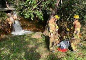 Ao tentar salvar mãe e filha, duas pessoas morrem afogadas no DF