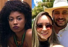 Mulher de Caio supera Lumena em número de seguidores no Instagram