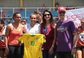 Transmissão do Paraibano Feminino é celebrada pela TV Tambaú e FPF